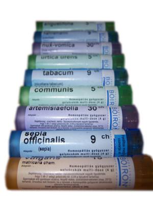 gyulladáscsökkentő homeopátiás szerek)